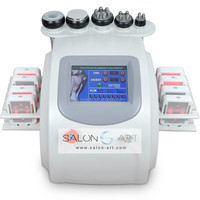 ultrasonic liposuction cavitation slimming machine/lipo laser+ cavitaiton+RF+Vacuum / ultrasonic liposuction SA- LPC-100