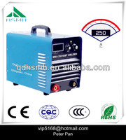 IGBT & Mosfet Industrial arc welding machine Inverter MMA-250