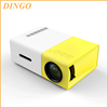 2017 Good Quality Mini Projector Portable LED Video Projector smart beam projector