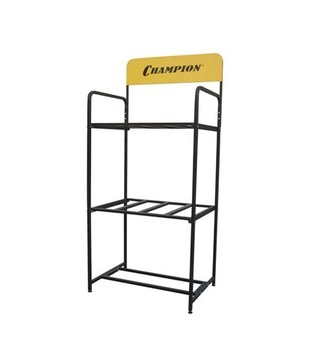 Metal Display Rack Accessory Towel Display