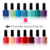 2018 high quality nail polish 12 color nail gel uv color gel