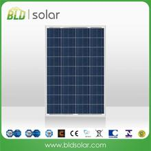 BLD SOLAR High quality A grade 90w 36cells poly pv module PV panel for solar system