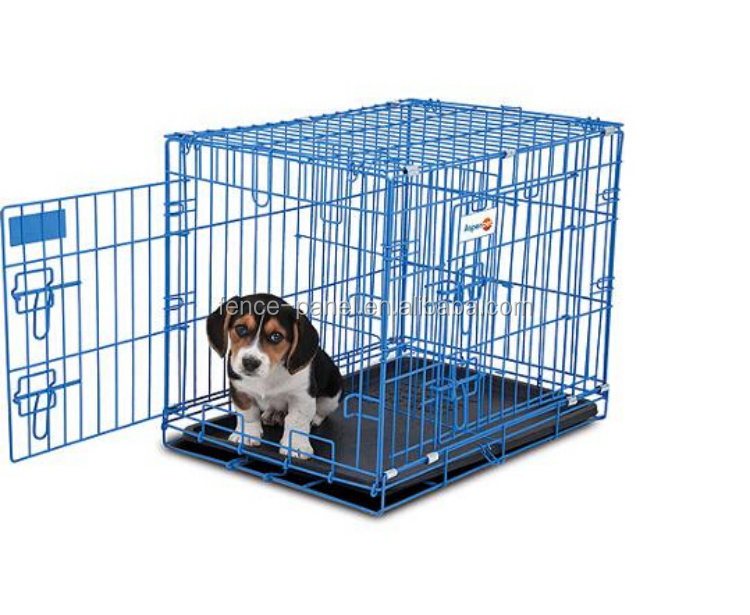 China wholesale 5ft dog kennel cage / dog flight cage / fence dog cage