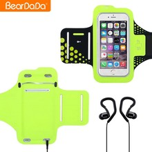 Competitive price sports earphone + armband