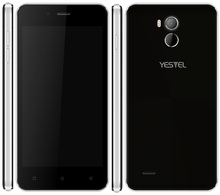 OEM factory Yestel G3 4.5 inch cheap Dual core low price unlocked android 4.4.3 smart mobile phone CNC metal frame