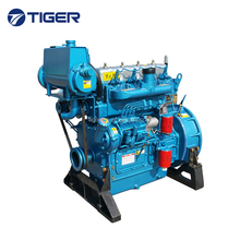 4 cylinders small power chinese marine diesel engine
