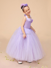 2016 Elegante little girl prom party dress Cenerentola costume del fumetto Stock prima comunione flower girl dress