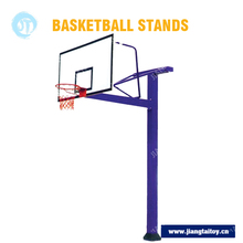 JT-11404B factory supply movable basketball hoop stand