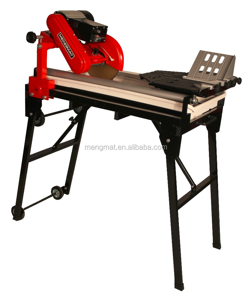 "10"" TILE SAW 2-1/2HP WET TILE SAW ELECTRIC TILE SAW FOLDING STAND"