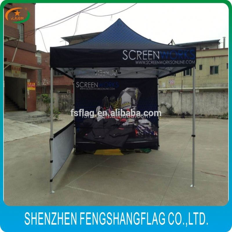 Heat tranfer printing sublimation garment heat transfer machine quick up tent Promotion