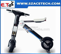 Whole sale of electric mini motorbike foldable motorbike 350w 500w with aluminum frame
