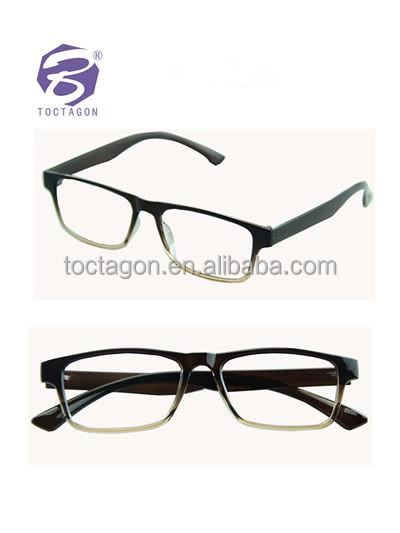 eye protect super light frame reading glasses gradient color for men