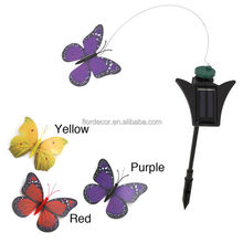 Solar Powered Flickering Monarch Butterfly for home and garden