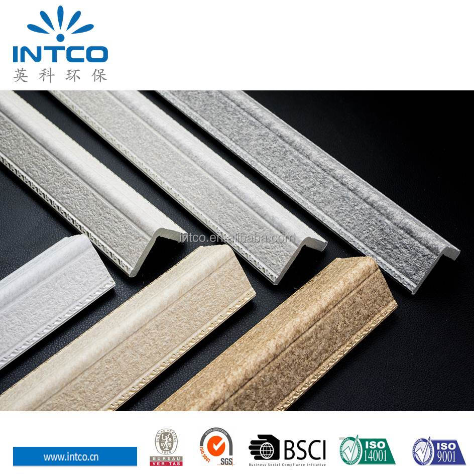 INTCO 3d JC520-A decorative wall panel for bathroom