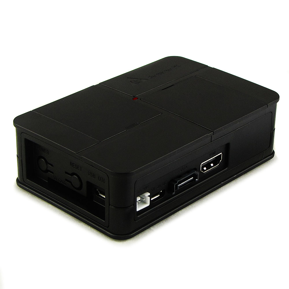 Wholesale good quality ABS Banana Pi case,similar to Raspberry Pi case with white/black colors
