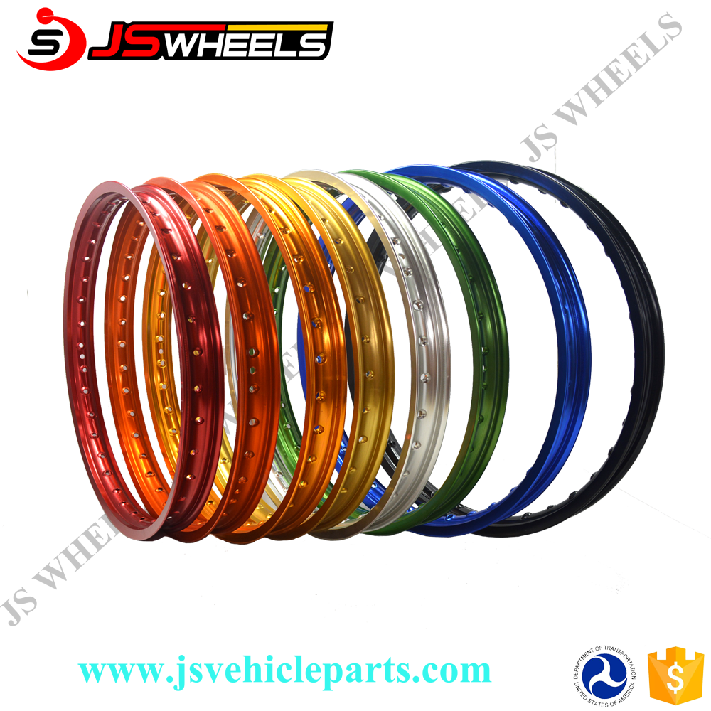 KTM Dirt Bike 36 Spokes Colored Universal Aluminum Alloy Wheel Rim