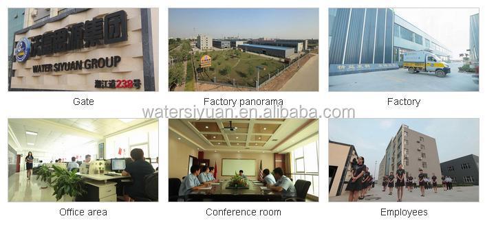 Used ro seawater desalination plant skid mounted - Contenedor de agua ...