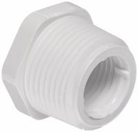 ASTM schedule40 PVC Plug MPT