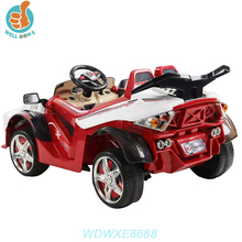 WDWXE8688 Baby Strollers Wholesale Electric Remote Control Four Wheel Carriage Ride On Electric Car