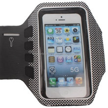 reflective armband case holder bag cover with key pockt for Iphone 6