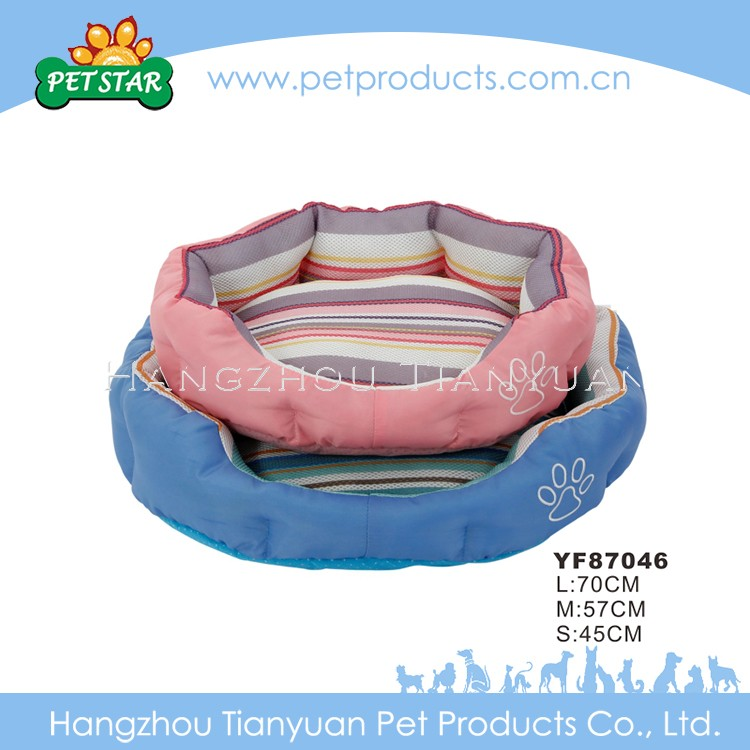 Self Warming Custom Breathable Fabric Dog Pet Bed