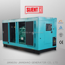 large and industrial diesel generator 250kw soundproof generator set for sale