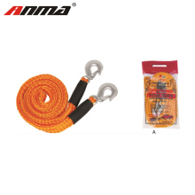 Heavy Duty Tow Strap with Safety Hooks10,000 LB Capacity Polyester
