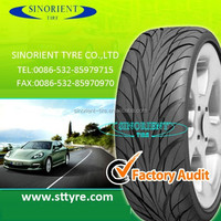 Durun brand car tires with ECE and Label