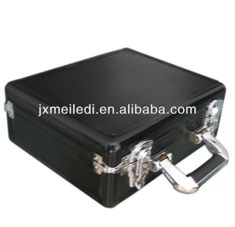 MLD-T69a Black aluminum storage case
