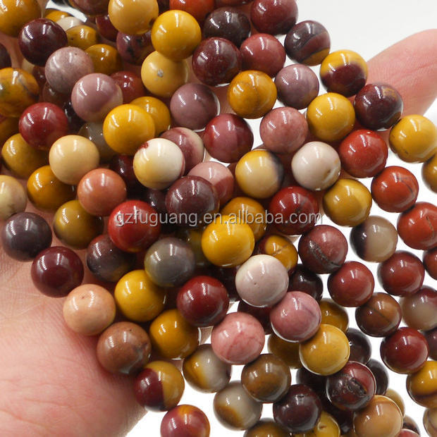 12mm natural round mookaite beads natural loose precious gemstones