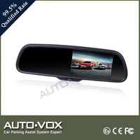 Rearview Mirror Vehicle Traveling Data Recorder HD 1080P Night-vision Triad Speed All-in-one Car DVR