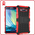 Dual Layer Tough Rugged Kickstand Hybrid Heavy Duty Shockproof Armor Case for Samsung Galaxy A5