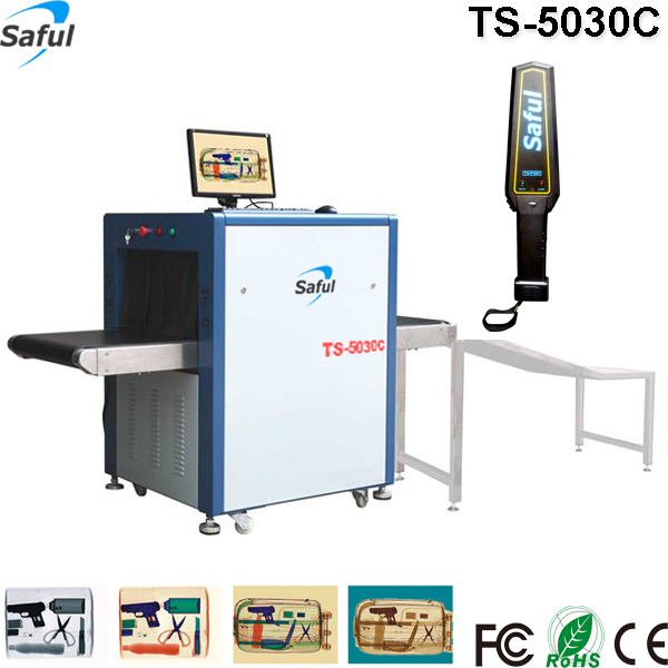 X-Ray inspection machine for cargo TS-5030C