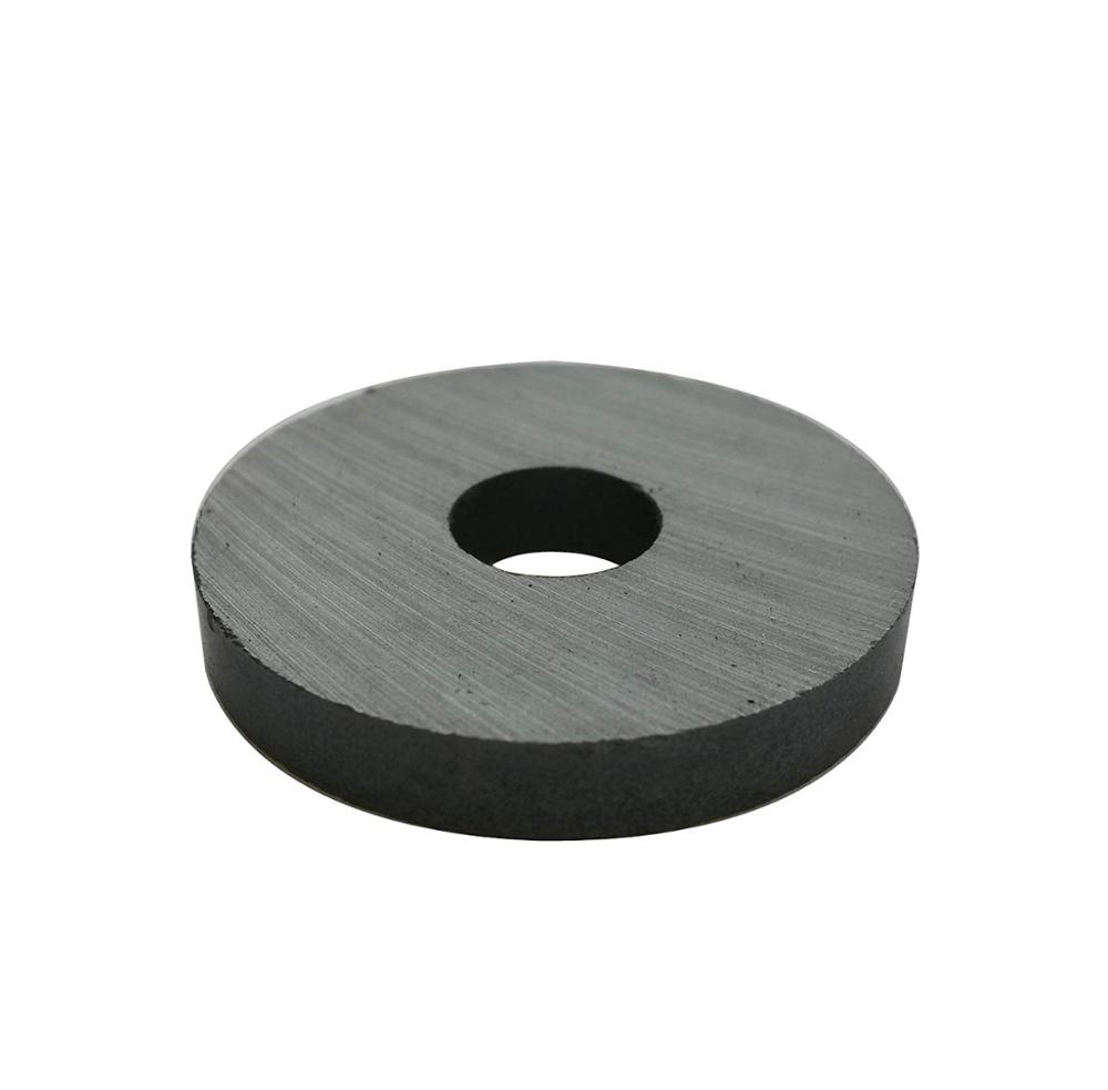China Manufacturer Customized <strong>Ferrite</strong> Ring Microwave Oven <strong>Magnet</strong>