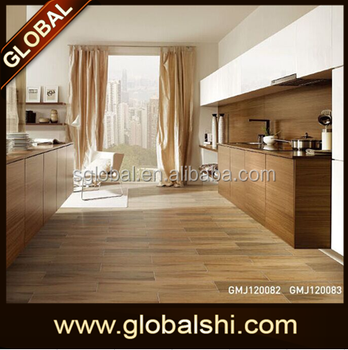 3D Inkjet printing wood pattern ceramic tiles,floor ceramic wood grain tile,wood plank look ceramic tile