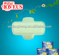 Cheap Anion Cotton Sanitary Napkin
