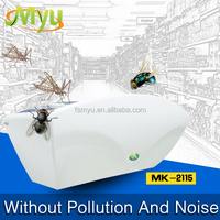 Mosquito Catchmaster Fly Glue Trap, UV Light Mosquito Killer Lamp, Bug Zapper With Glue Board