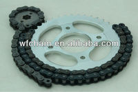 industrial standard roller chain,wheel roller motorcycle with high quality