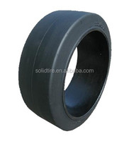 21x9x15 Forklift Rubber Solid Press-on Shaped Tire