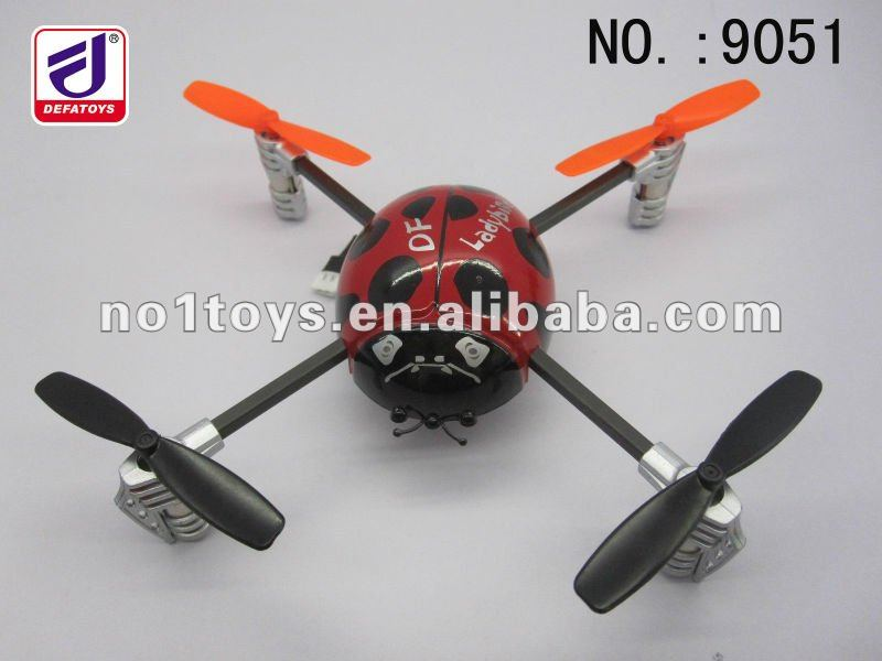 2.4G 4CH RC mini lady beetle helicopter