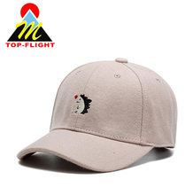High Quality Fashion Baseball Cap Embroidery Short Brim Cap Custom