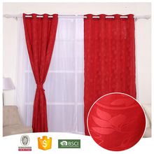 Hot Selling 10 Years Experience Shading voile curtains