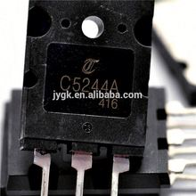 2SC5244A NPN HD TV line pipe 20A / 1600V / 200W C5244A TO-3PL IC Chip Electronic Component