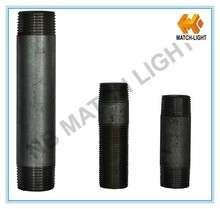 Carbon Steel Casting Female Threaded Malleable Iron Pipe Nipple