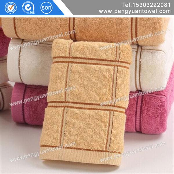 China manufacturers selling 100g pure cotton 16s yarn printing mirror and flower towel wholesale