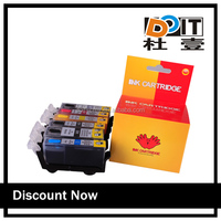 PGI-525BK CLI-526BK/C/M/Y/GY refillable ink cartridge for Canon PIXMA MG8150/6150/5250/MG8250