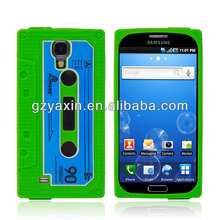 Plastic case for Samsung I9500 Galaxy S4 ,Real Carbon Fiber Case For Samsung S4 I9500