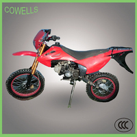 cool model air-cooled 200cc engine dirt bike