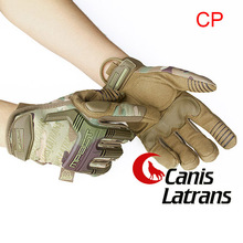 airsoft military tactical compact gloves CS outdoor sports protective gloves for hunting for climbing CL14-0090 CP
