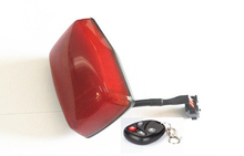GPS304B/TK304B For Vehicle/Car GPS Tracker,Taillights Shape, Easy To Hide, Waterproof Design, And Outdoor Installation